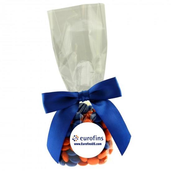 Custom Logo Mug Stuffer Gift Bag With Mixed Treats